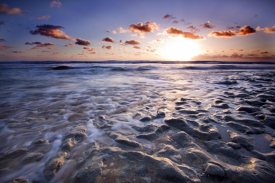 Sunset Photograph - Ribeira De Ilhas by Andre Goncalves