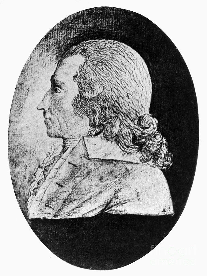 18th Century Photograph - Richard Cranch by Granger