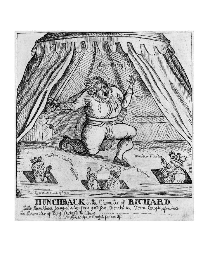 Richard Reeve Photograph - Richard IIi Restored by Richard Reeve