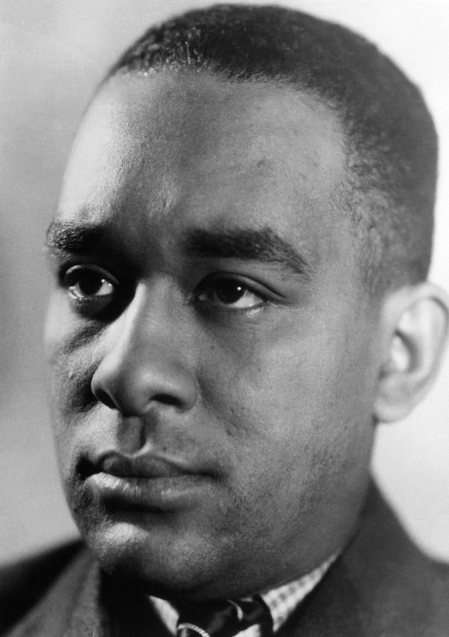 20th Century Photograph - Richard Wright 1908-1960, American by Everett