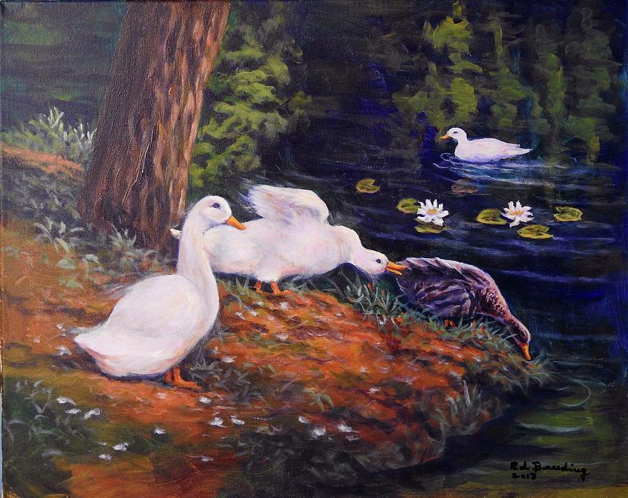 Richland Creek by Ed Breeding
