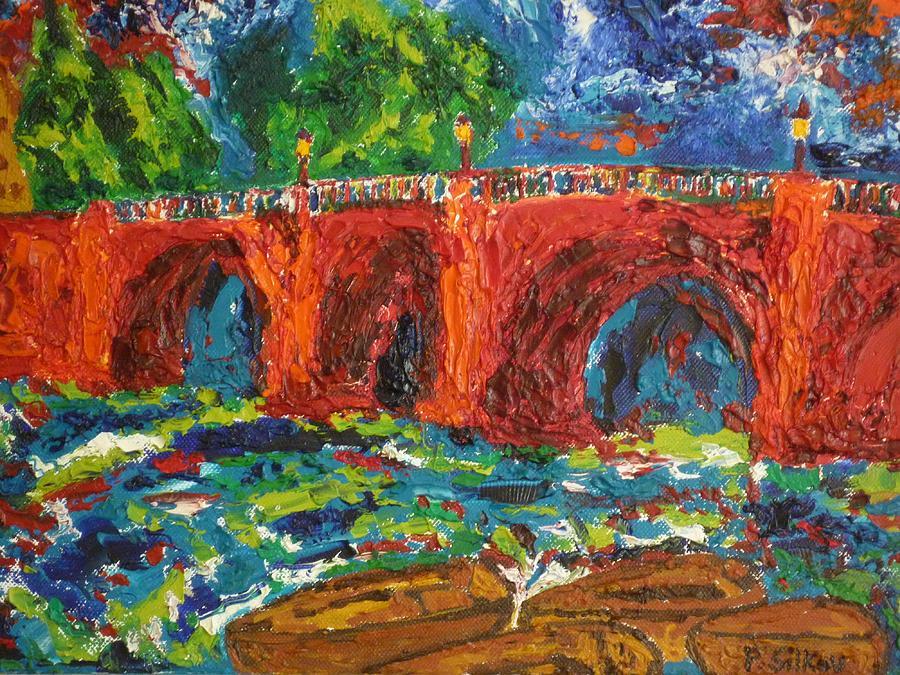 Richmond Bridge by Peter Silkov