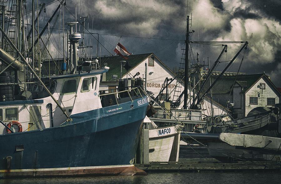 Water Photograph - Richmond by Stuart Deacon