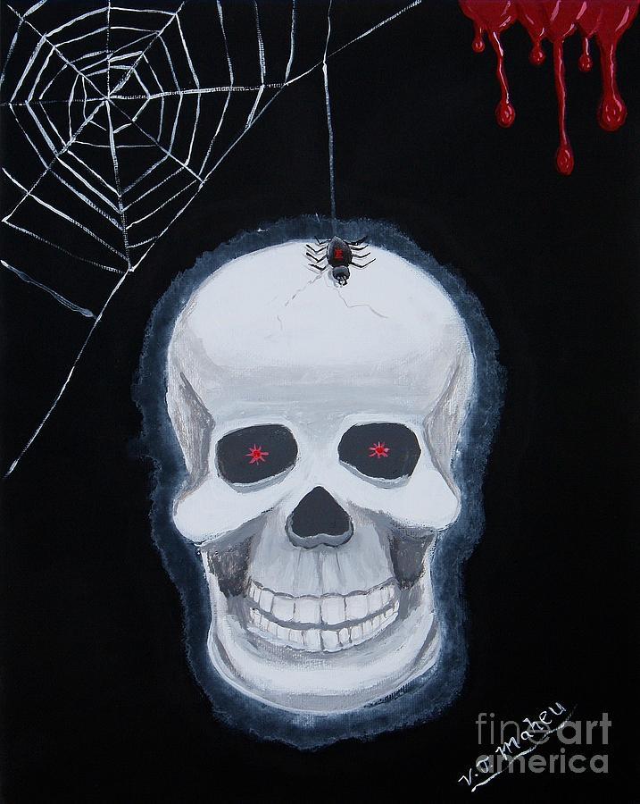 Rick Eddie Bones by Vicki Maheu