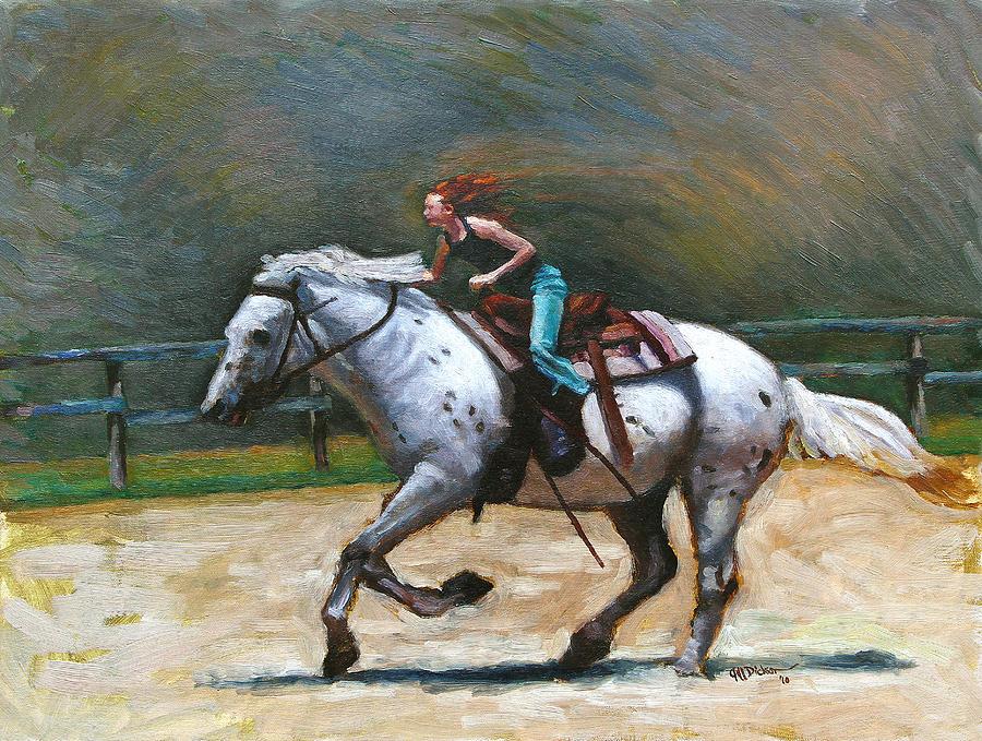 Riding Dollar by Jeff Dickson