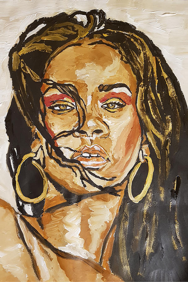 Rihanna by Rachel Natalie Rawlins