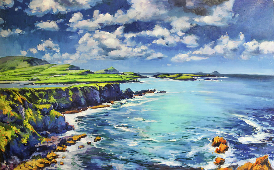 Ring of Kerry by Conor McGuire