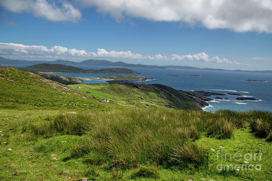 Coast Photograph - Ring Of Kerry by Donna Barker