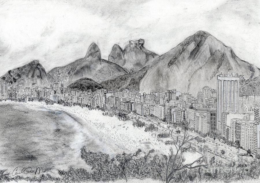 Rio De Janeiro by Carol Morris