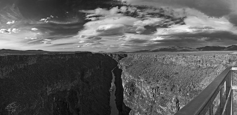 New Mexico Photograph - Rio Grande by Gary Cloud