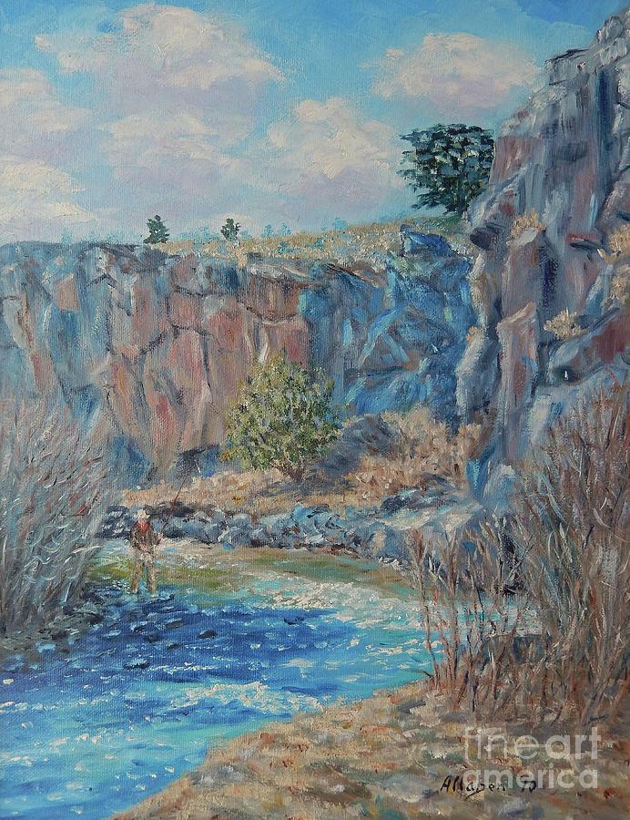 Rio Hondo by Stanton Allaben