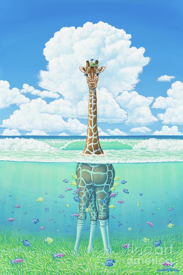 Rising Sea by Elisabeth Sullivan