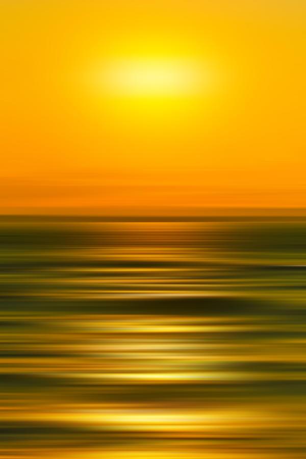 Rising Sun Photograph