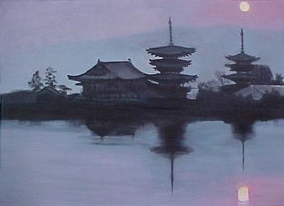 Greys Painting - Rising Sun by Liz Konstantinov