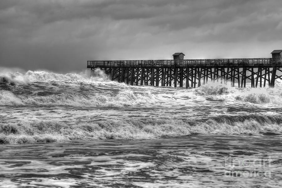 Ocean Photograph - Rising Tide by Rick Mann