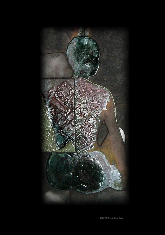 Print Ceramic Art - Ritual Transformation by Bates Clark