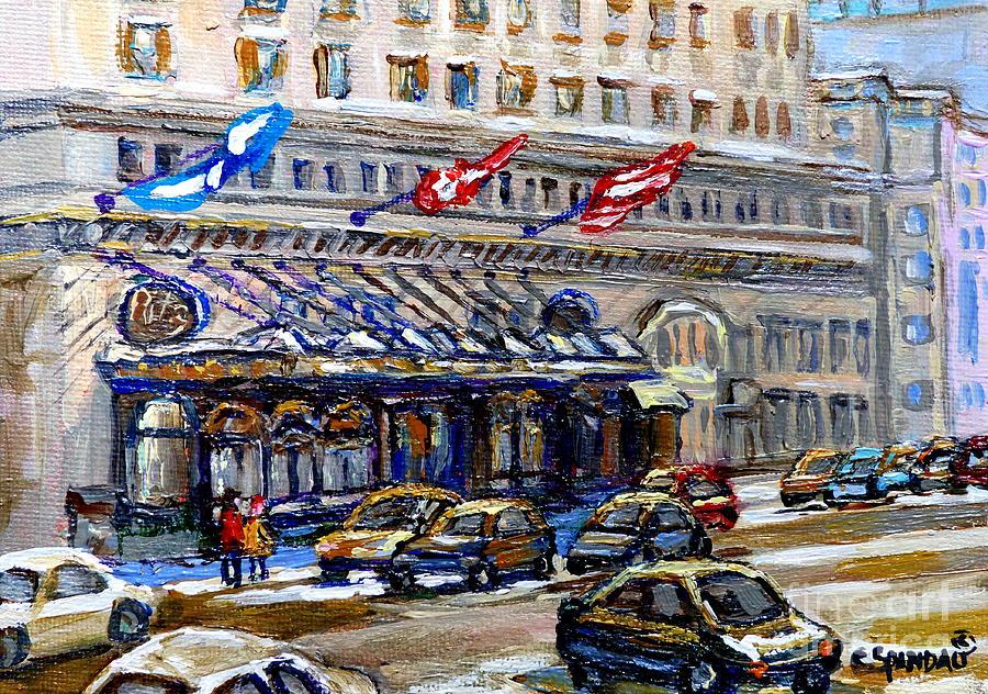 Hotel Montreal Sherbrooke Street