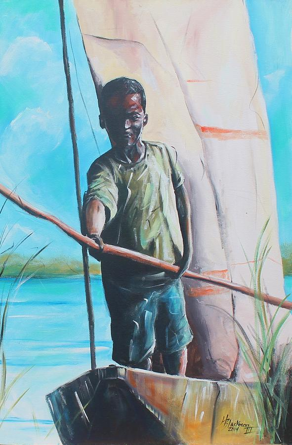 River Boy by Henry Blackmon