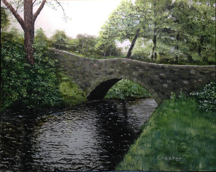 River Bridge by Francis Chester