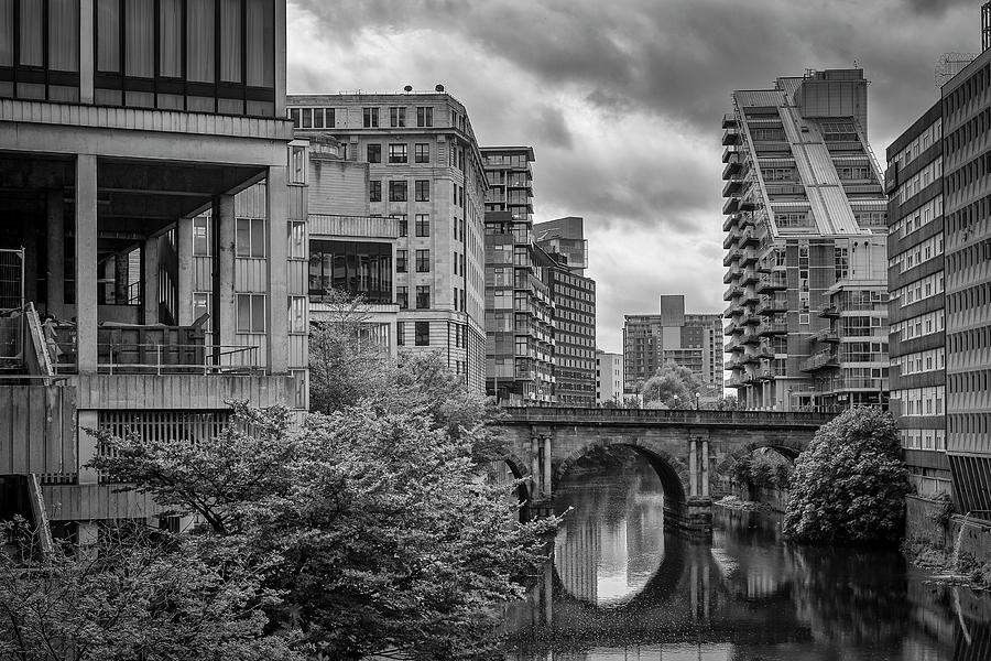 River Irwell, Manchester by Neil Alexander Photography
