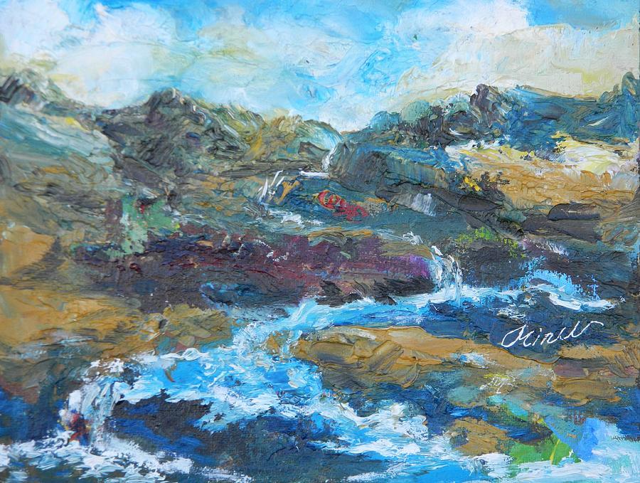 River Rapids 2 by Min Wang