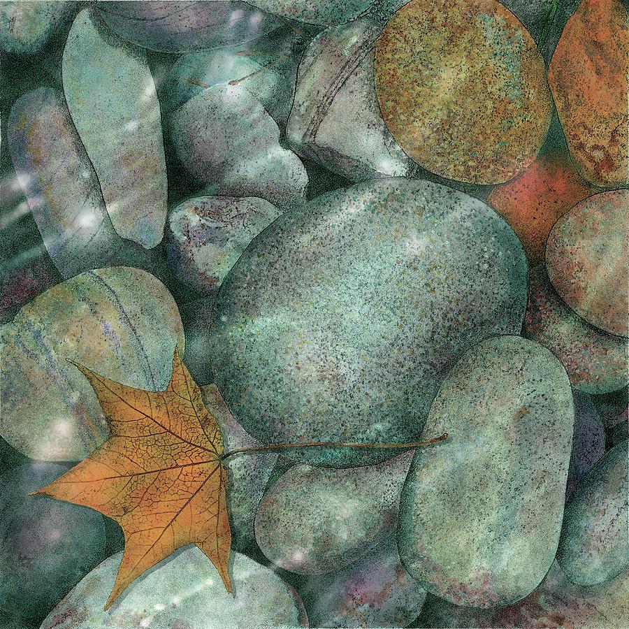 River Rocks by John Dyess