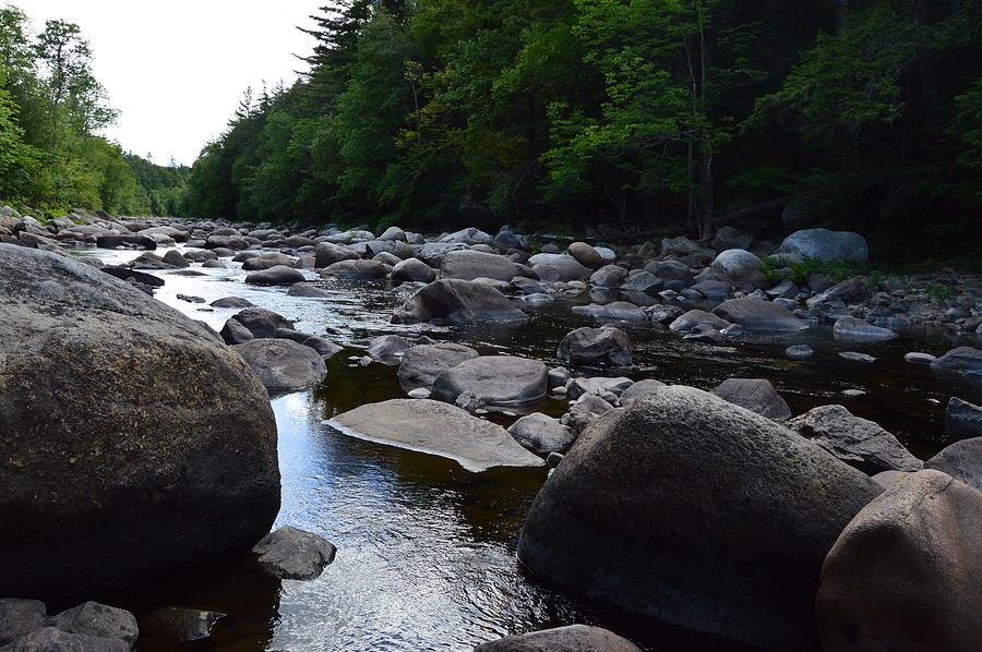 Landscape Photograph - River by Sarmad Alimam