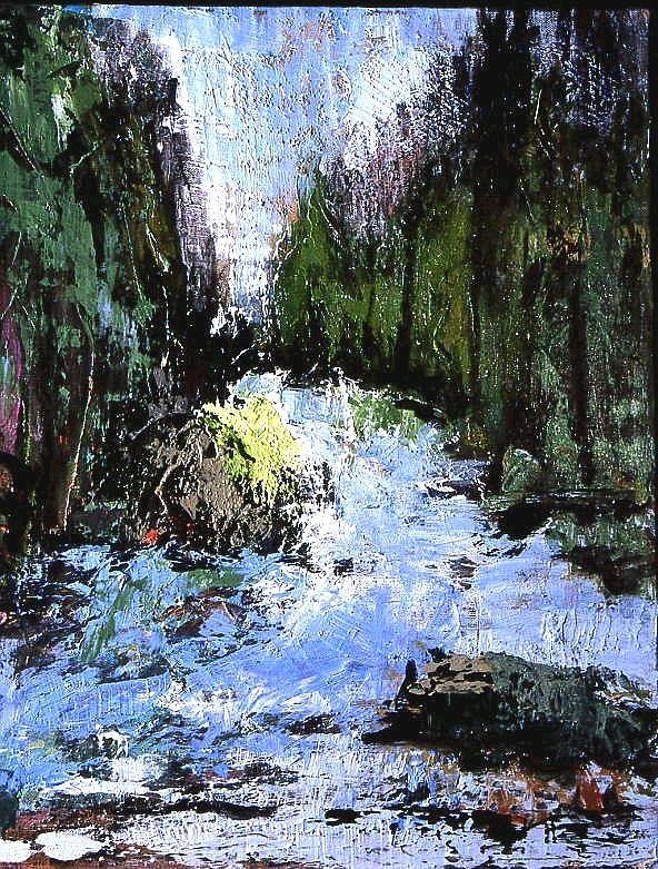 River Stream by Carla Dreams