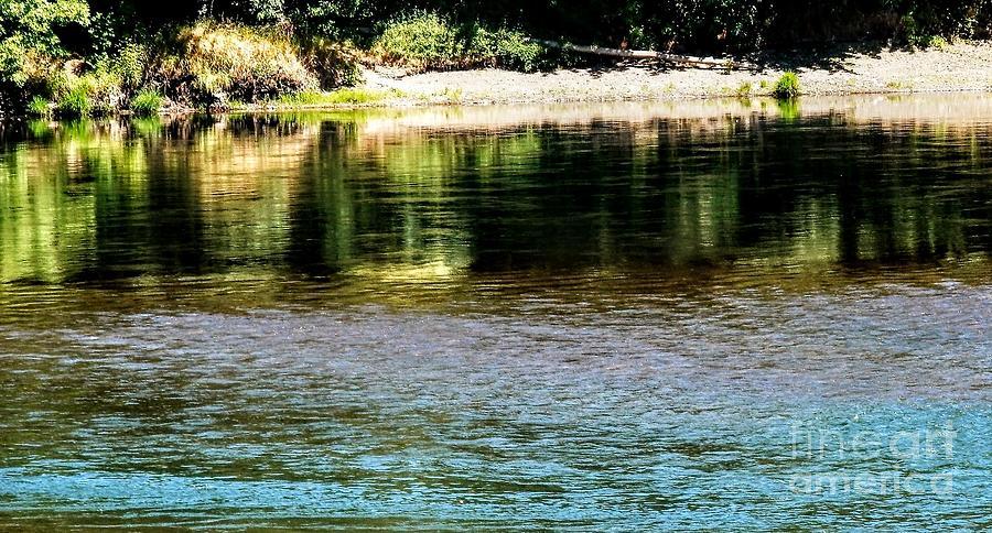 River wonder by L Cecka