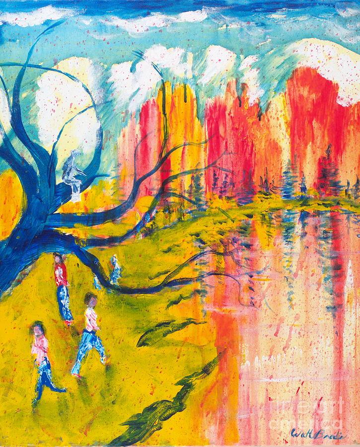 Riverside by Walt Brodis