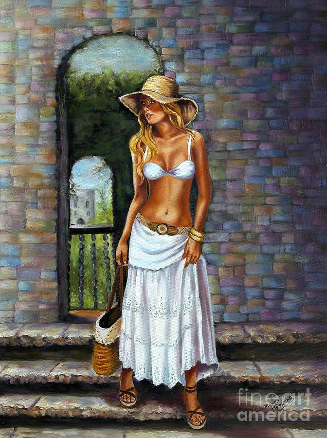 Riviera Beautiful by Myra Goldick