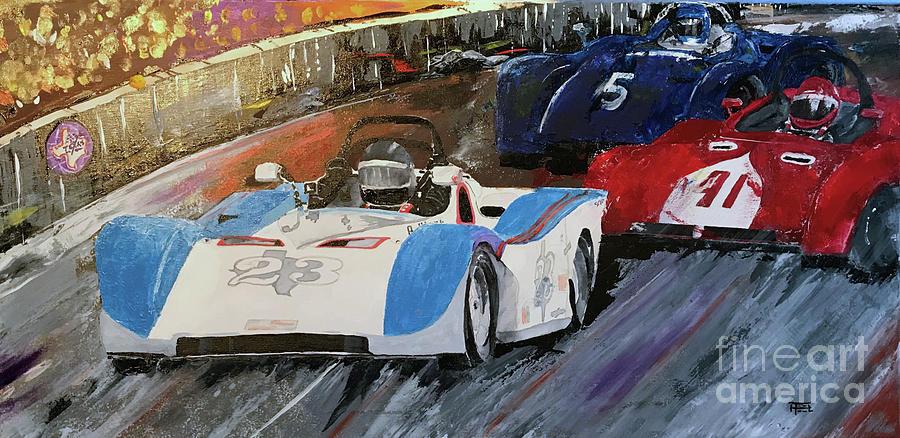 RJ #23 Spec Racer Ford by Harold Teel