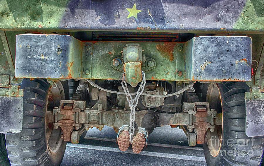 Truck Photograph - Road Balls  by Steven Digman