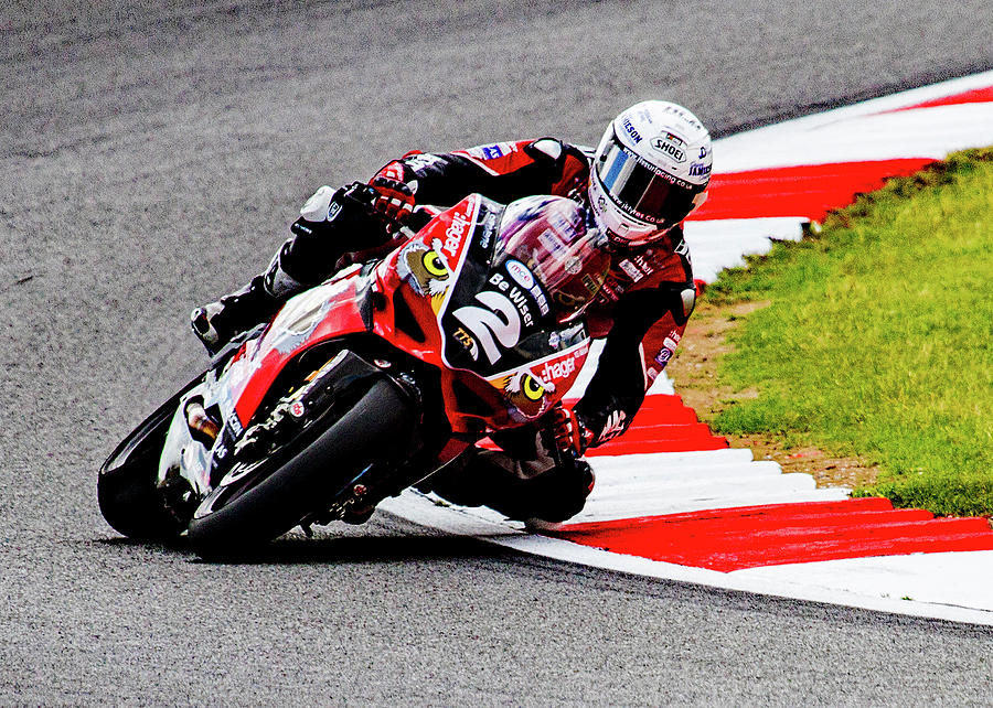 Ducati Photograph - Road Racer - No. 2 by Ed James