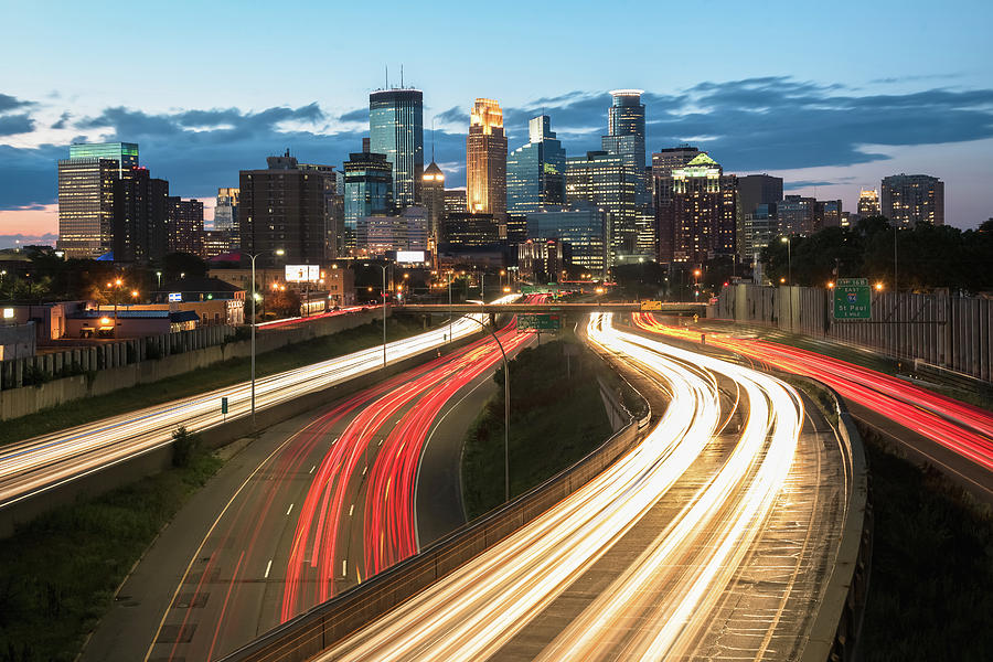 Road to Minneapolis by Ryan Heffron