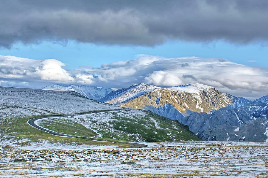 Road to the Top of the Mountain by Alan Hutchins