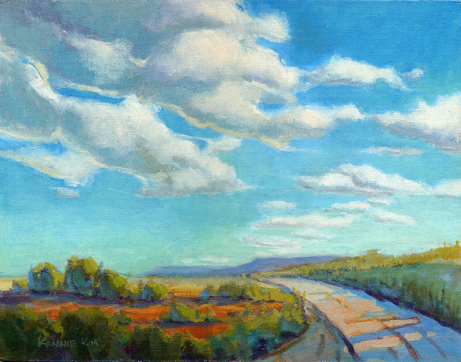 Road Trip 2 by Konnie Kim