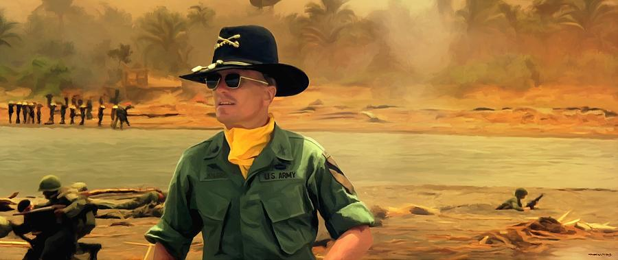 Robert Duvall @ Apocalypse Now by Gabriel T Toro