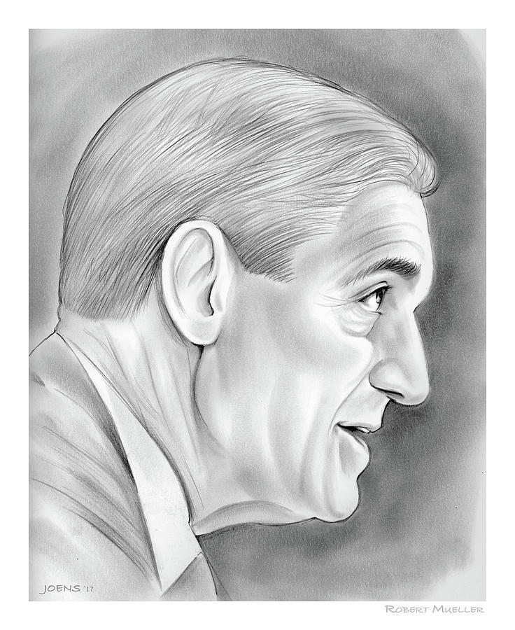 Robert Mueller Drawing