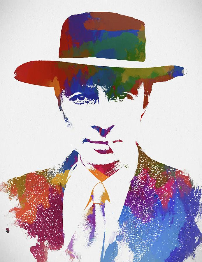 Robert Oppenheimer Painting