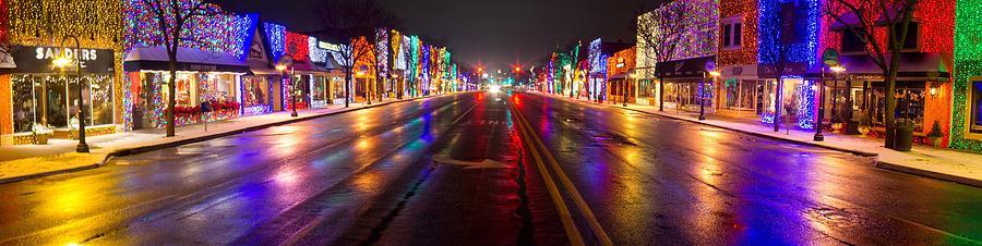 rochester hills christmas lights