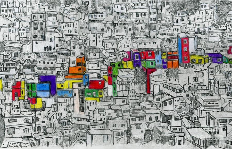 Rocinha by Carol Morris