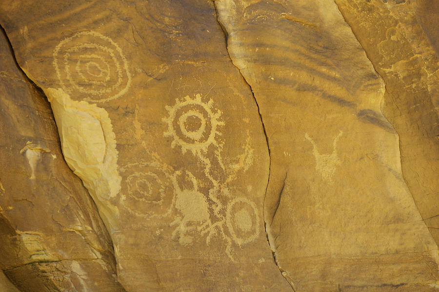 Rock Art from Utah II by Craig Ratcliffe