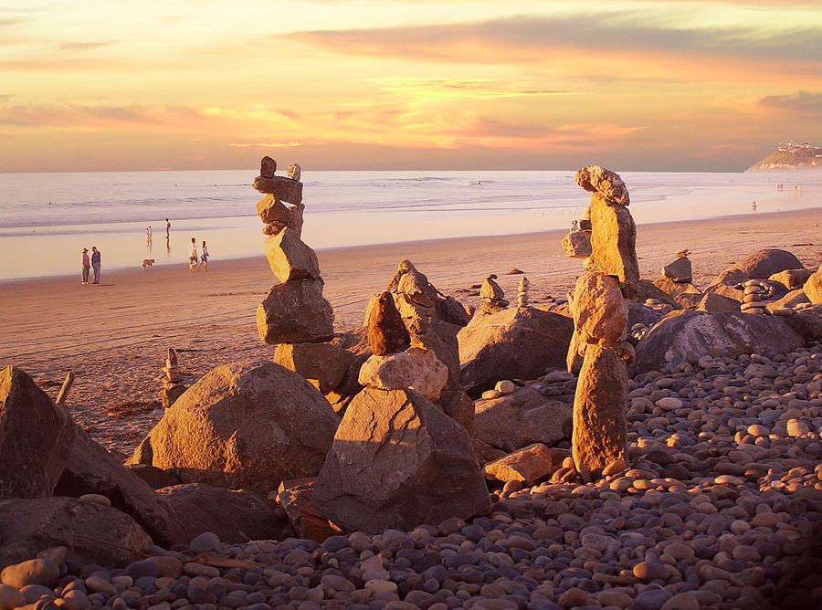 Rock Art IIi Photograph by Chuck Cannova