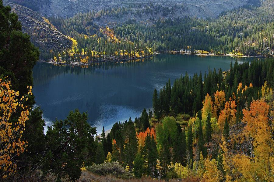 Rock Creek Lake Eastern Sierra by Eastern Sierra Gallery