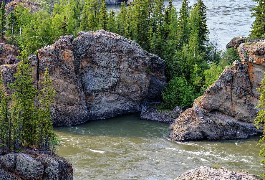 Bridge Photograph - Rock Flow by Crewdson Photography