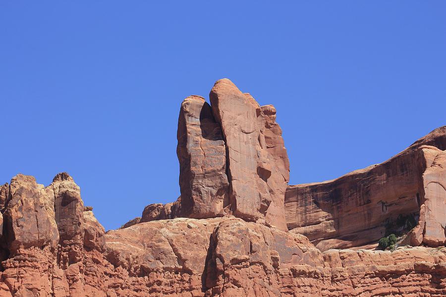 Rock Formation 2 by Jodi Vetter