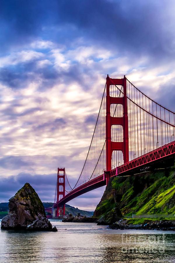 Rock n' Bridge by Paul Gillham