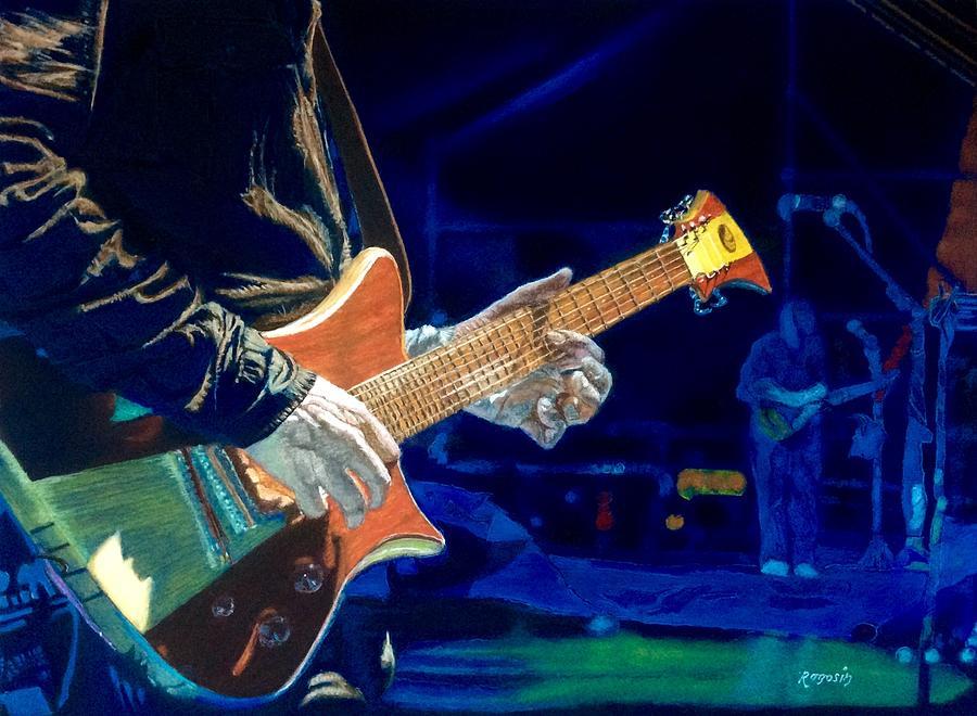 Rock n Roll....Dim the Lights by Harvey Rogosin