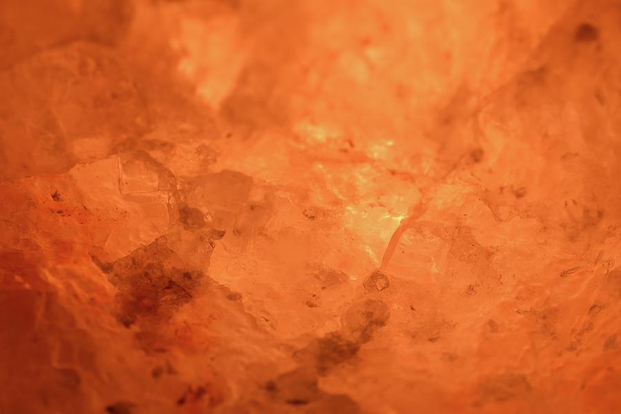 Rock Salt Photograph